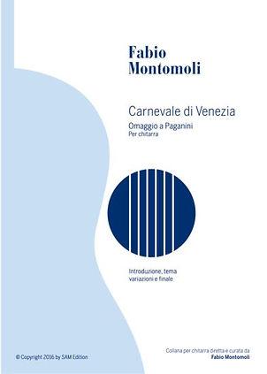 Carnevale di Venezia ( Omaggio a Paganini)