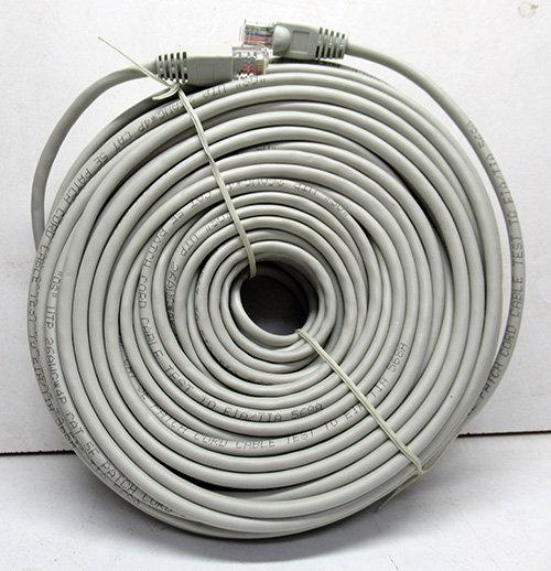 כבל רשת 40 מטר