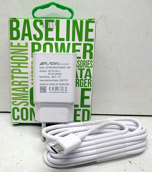 מטען ביתי 3A למיקרו USB