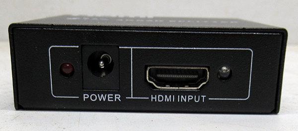 מפצל מגבר HDMI ל-2 יציאות