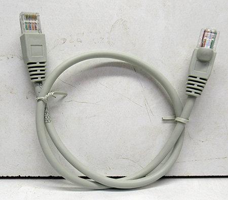 כבל רשת 0.5 מטר