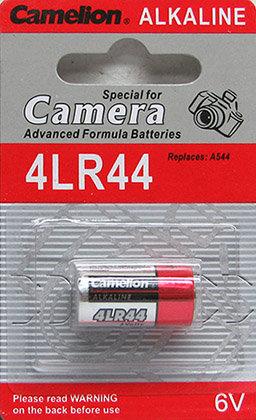 סוללה 4xA76 6V - קמיליון