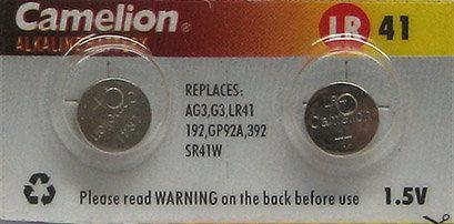 סוללת כפתור LR41 - קמיליון