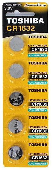 סוללת ליטיום 3V 1632 - טושיבה
