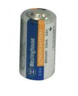 סוללת ליטיום 3.6 וולט חצי AA - ווסטינגהואז