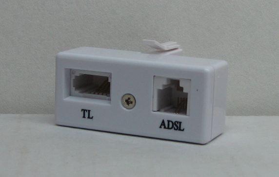 מפצל טלפון ADSL