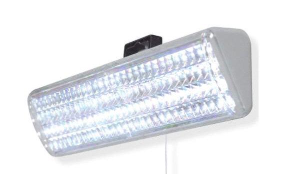 תאורת חירום 120 לד 1200 לומן הוריקן