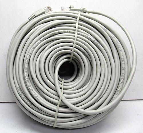 כבל רשת 50 מטר