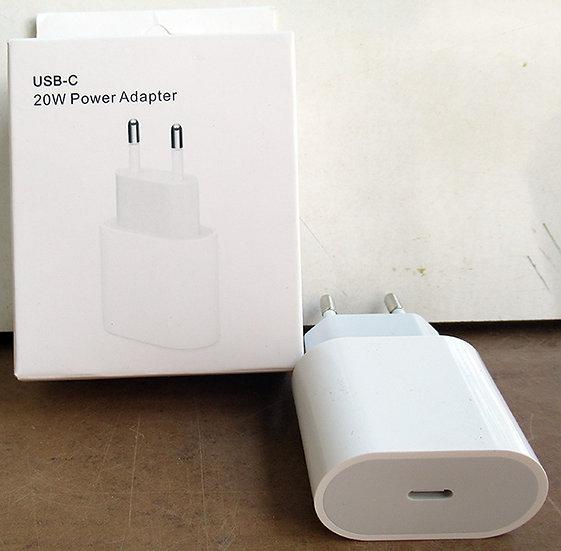מטען שקע USB Type-C 20W ביתי