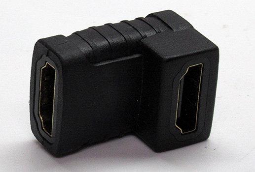 מתאם HDMI נ. נ. זווית