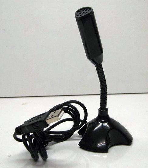 מיקרופון סטנד USB למחשב
