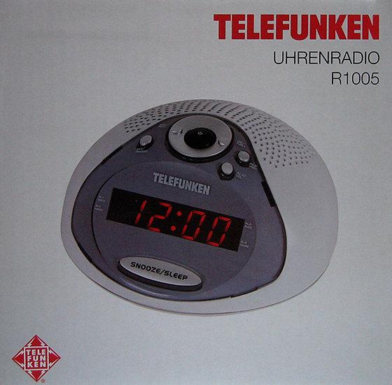 רדיו שעון טלפונקן