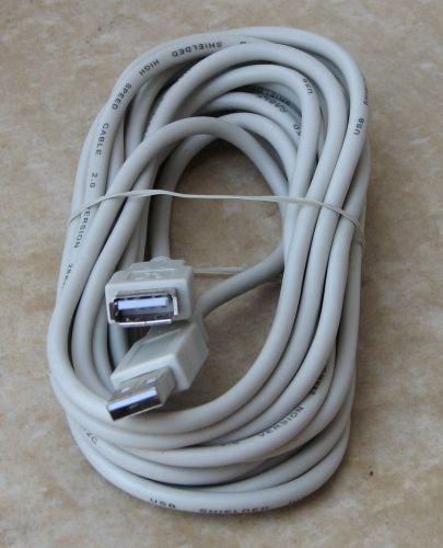 מאריך USB2 ( ז.נ ) 5 מטר בבליסטר