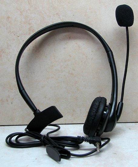 מערכת ראש תקע 3.5 לטלפון שולחני