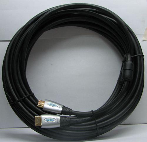 כבל HDMI HDMI באורך 10 מטר