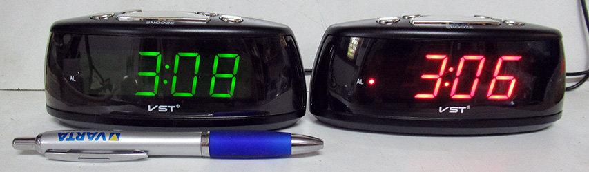 שעון חשמל ספרות 0.9 אינץ