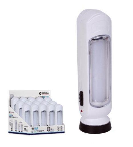 תאורת חירום 10 לד 4W כיסוי חלבי ישיר לתקע