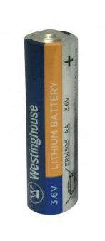 סוללת ליטיום 3.6 וולט AA - ווסטינגהאוז