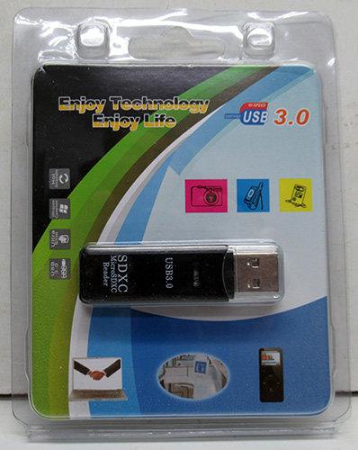 קורא כרטיסים אוניברסלי USB3