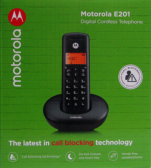 טלפון אלחוטי - מוטורולה