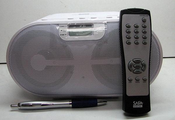 רדיו דיסק בלוטוס - סאפא