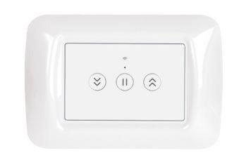 טיימר Wi-Fi לתריס 2500 וואט 10 אמפר