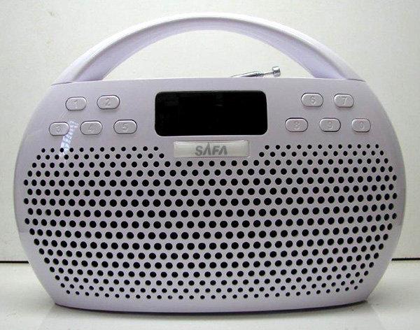 רדיו דיגיטלי תחנות קבועות - סאפא 282