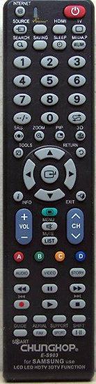 שלט תחליפי לטלויזיה סמסונג S903