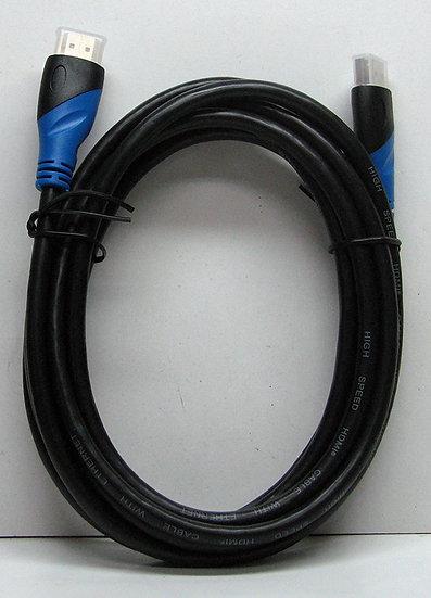 כבל HDMI 3 מטר בשקית תליה