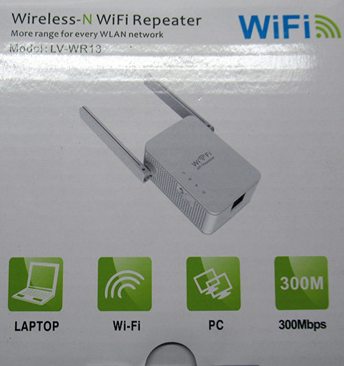 רפיטר מגדיל טווח Wi Fi