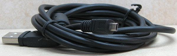כבל USB 8 מגעים למצלמה ניקון