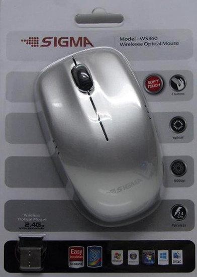 עכבר אלחוטי - סיגמה