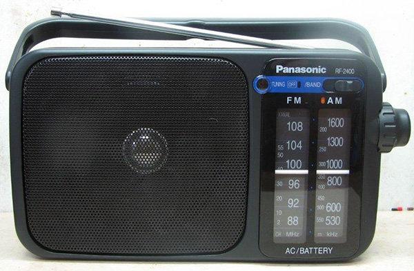 רדיו שולחני - פנסוניק RF2400