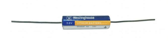 סוללת ליטיום + תגים - וויסטינגהאוז 3.6 וולט AA