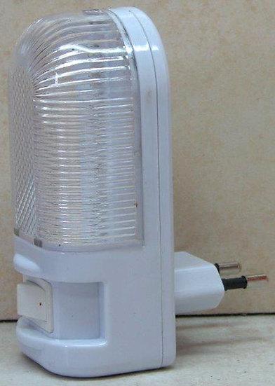 מנורת לילה 5 לדים עם מפסק - 558