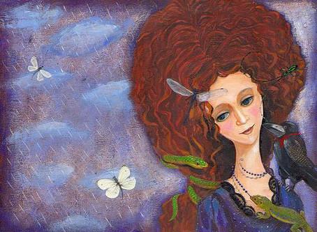 A királylányok korának vége – Amália, a legjobb fej boszorkány