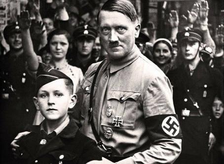 A világ egy náci gyerek szemével