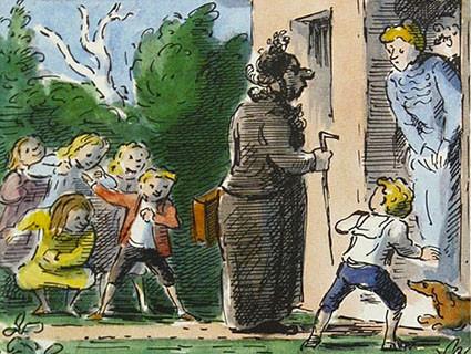 Nanny McPhee: a világ legkegyetlenebb gyerekkönyve?
