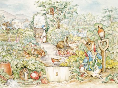 Na de mitől olyan izgalmas Beatrix Potter tanyája?