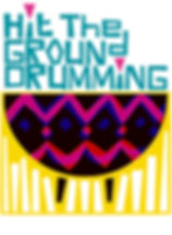 Hit the Ground Drumming logo