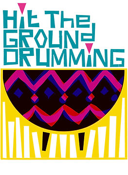 Hit the Ground Drumming logo