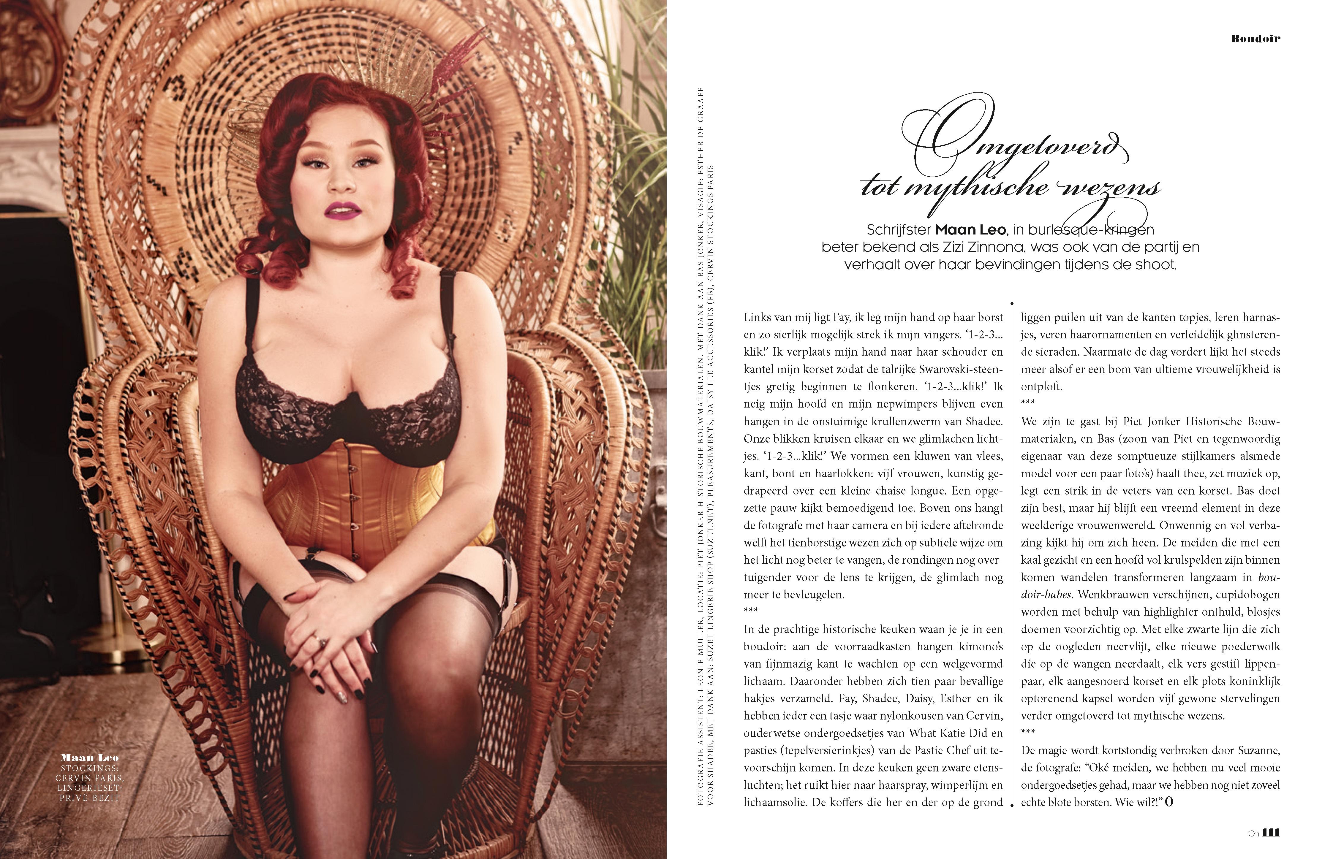 Oh Magazine no 12