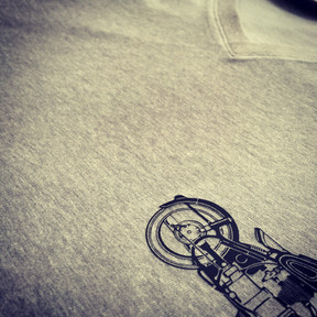 T-shirt ROYAL RACER