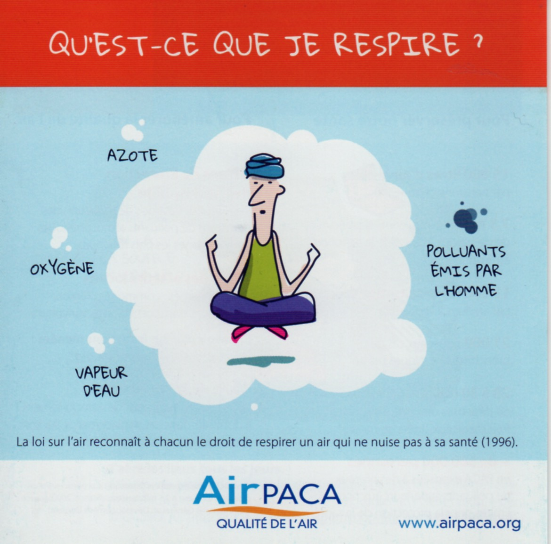 Dépliant AirPACA