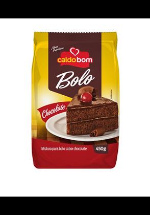 Mistura bolo de Chocolate 400g