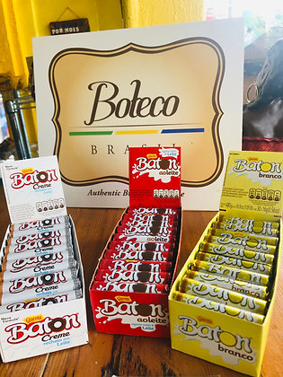 Batom chocolate (un)