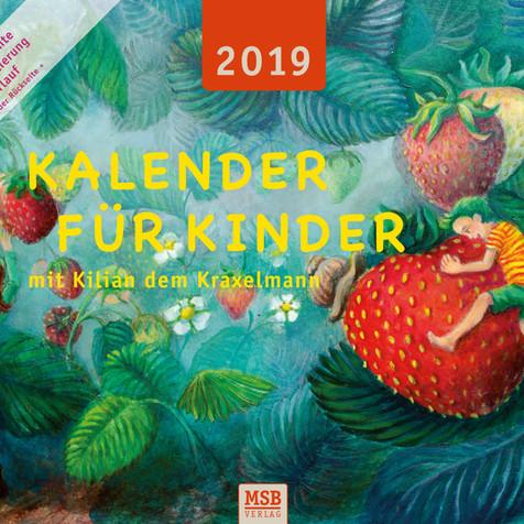 Kalender für Kinder 2019