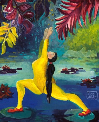Yoga - Der Held