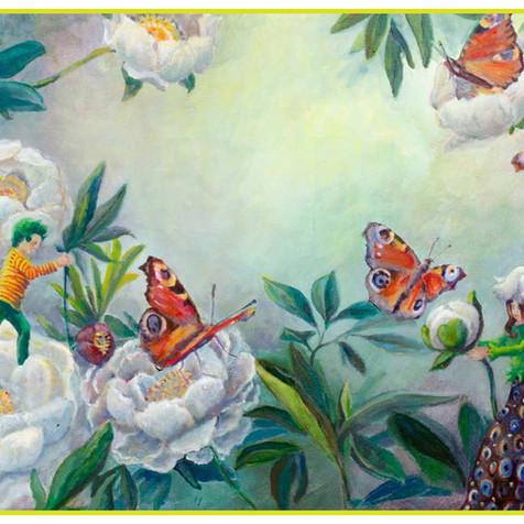 Mai Schmetterlinge