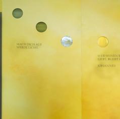Wandgestaltung im Seniorenzentrum Legau